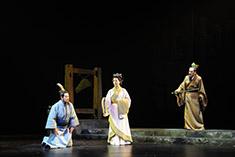 话剧《吴王金戈越王剑》
